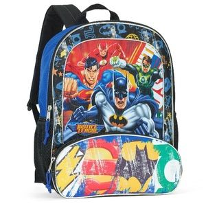 Justice League Superhero's Backpack 16""
